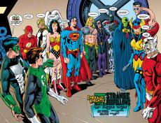 Extrait de Green lantern (1990) -103- Emerald Knights, Part 3: Strange Bedfellows