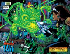 Extrait de Green lantern (1990) -112- Standing Tall