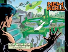 Extrait de Green lantern (1990) -121- New World