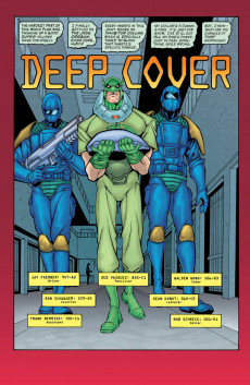 Extrait de Green lantern (1990) -126- Deep Cover