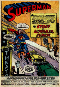 Extrait de Superman (1939) -AN07- Silver Anniversary Issue!