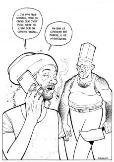 Extrait de Les recettes Barbares - Les Recettes Barbares