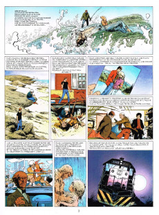 Extrait de XIII -2a1996/10- Là où va l'indien...