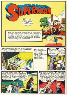 Extrait de Superman Vol.1 (DC comics - 1939) -8- Issue #8