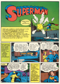 Extrait de Superman Vol.1 (DC comics - 1939) -9- Issue #9