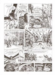 Extrait de Conan le Cimmérien -9TL- Les mangeurs d'hommes de Zamboula
