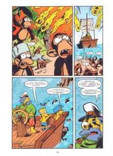 Extrait de Les simpson - Explosion -3- Tome 3