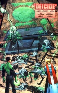 Extrait de Green lantern (1990) -168- Deicide
