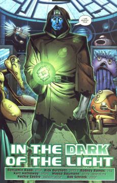 Extrait de Green lantern (1990) -169- In The Dark Of The Light