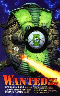 Extrait de Green lantern Vol.3 (DC Comics - 1990) -173- Wanted, Part 3