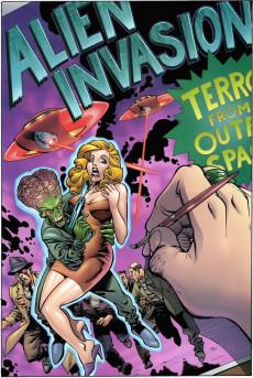 Extrait de Green Lantern versus Aliens -2- Issue #2