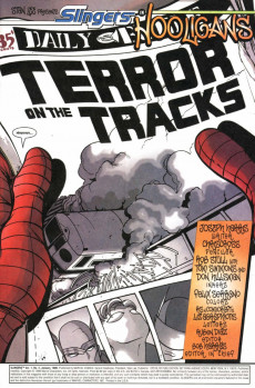 Extrait de Slingers (1998) -2- Terror on the Tracks