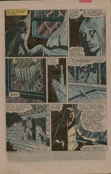 Extrait de New Mutants (The) (1983) -3- Nightmare