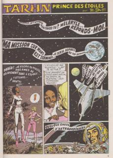 Extrait de Tärhn, prince des étoiles -1a1981- Prince des étoiles