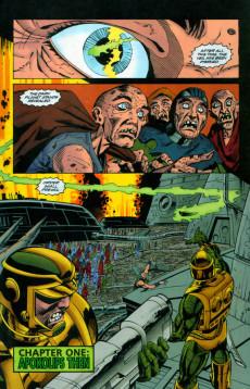 Extrait de Green Lantern 80-Page Giant -3- A Lantern Against The Dark