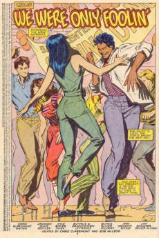 Extrait de New Mutants (The) (1983) -45- We Were Only Foolin'