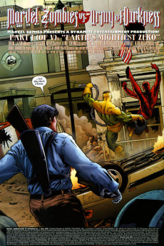 Extrait de Marvel Zombies Vs. Army of Darkness (Marvel/Dynamite - 2007) -A- Issue # 1