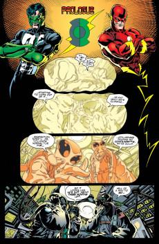 Extrait de Green Lantern Flash Faster Friends (1997) -1- Green Lantern/Flash: Faster Friends, Part 1