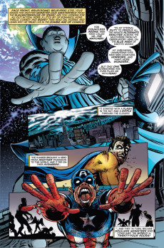 Extrait de Marvel Zombies: Return (Marvel comics - 2009) -1- Issue # 1