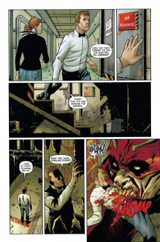 Extrait de Marvel Zombies: Return (Marvel comics - 2009) -2- Issue # 2