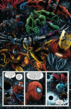Extrait de Marvel Zombies Vol.2 (Marvel Comics - 2007) -1- Issue # 1