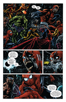 Extrait de Marvel Zombies Vol.2 (Marvel Comics - 2007) -2- Issue # 2