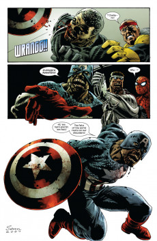 Extrait de Marvel Zombies Vol.2 (Marvel Comics - 2007) -4- Issue # 4