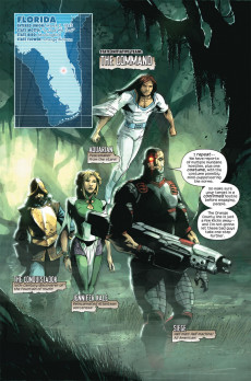 Extrait de Marvel Zombies Vol.3 (Marvel Comics - 2008) -1- Issue # 1