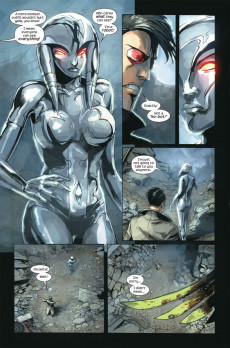Extrait de Marvel Zombies Vol.3 (Marvel Comics - 2008) -2- Issue # 2
