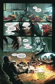 Extrait de Marvel Zombies Vol.3 (Marvel Comics - 2008) -4- Issue # 4