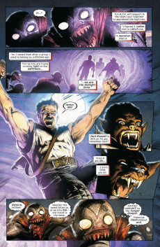 Extrait de Marvel Zombies Vol.4 (Marvel Comics - 2009) -1- Issue # 1