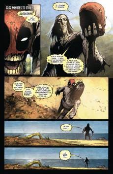 Extrait de Marvel Zombies Vol.4 (Marvel Comics - 2009) -4- Issue # 4
