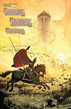 Extrait de Marvel Zombies Vol.5 (Marvel Comics - 2010) -3- Quackest Knight!