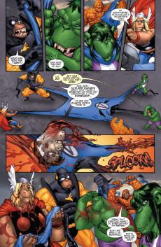 Extrait de Marvel Zombies: Evil Evolution (Marvel Comics - 2010) -1- Marvel Zombies: Evil Evolution