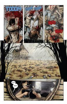 Extrait de Marvel Zombies: Halloween (Marvel Comics - 2012) -1- Issue # 1