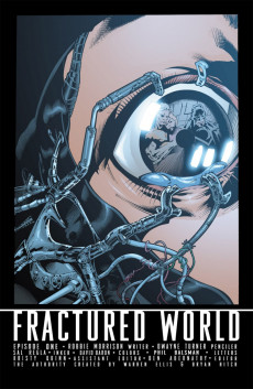 Extrait de Authority (The) (2003) -10- Fractured World, Episode 1