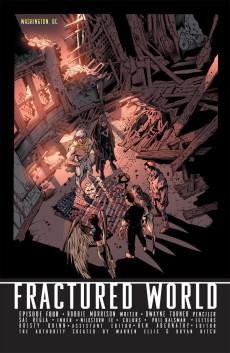 Extrait de Authority (The) (2003) -13- Fractured World, Episode 4