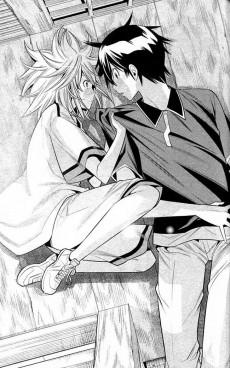 Extrait de Fureru to Kikoeru -2- Volume 2