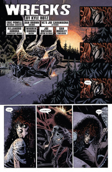 Extrait de Zombie (The): Simon Garth (Marvel comics - 2008) -1- Issue # 1