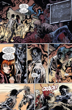 Extrait de Zombie (The): Simon Garth (Marvel comics - 2008) -4- Issue # 4