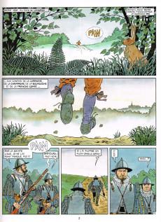 Extrait de Les chemins de Malefosse -7b1998- La Vierge