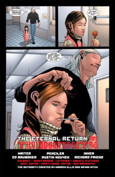 Extrait de Authority (The): Revolution (2004) -7- The Eternal Return, Part 7 Of 12: To Infinity