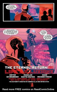 Extrait de Authority (The): Revolution (2004) -9- The Eternal Return, Part 9 Of 12: Life's Illusions