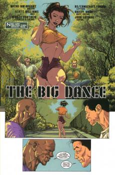 Extrait de StormWatch: Team Achilles (2002) -1- The Big Dance