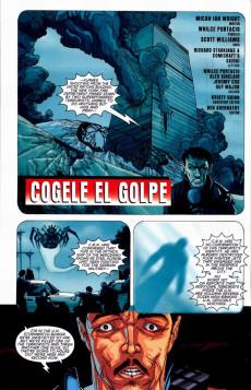 Extrait de StormWatch: Team Achilles (2002) -2- Cogele El Golpe