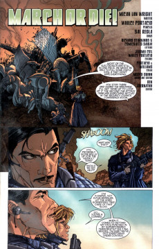 Extrait de StormWatch: Team Achilles (2002) -3- March or Die!