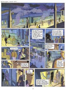 Extrait de Agatha Christie (Emmanuel Proust Éditions) -4a2004- Le Crime de l'Orient-Express