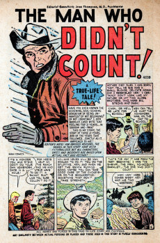 Extrait de Man Comics (Marvel Comics - 1949) -1- The Revenge Of James Cortez