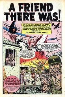 Extrait de Man Comics (Marvel Comics - 1949) -4- The Fallen Hero!