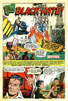 Extrait de Man Comics (Marvel Comics - 1949) -6- Black Hate!